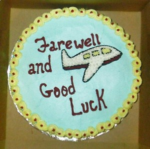 Farewell!