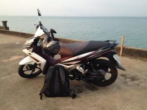 Yamaha Nouvo 125i