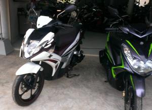 Yamaha Nouvo VS Mio
