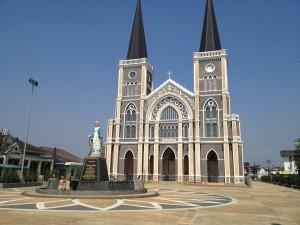 Katedrála nepoškvrneného počatia Panny Márie