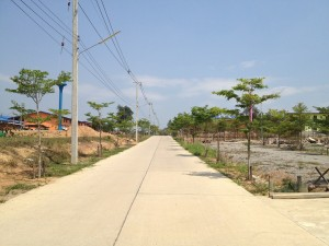 Cesta na Rak Sak Chamun